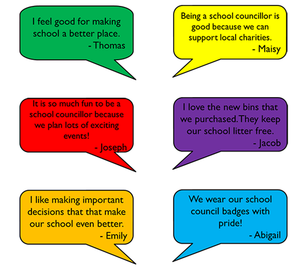 School-council-quotes